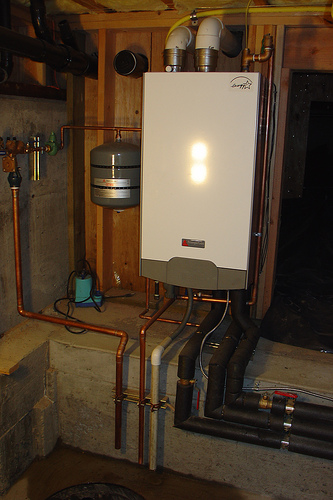 Industrial Boiler Servicing Uk